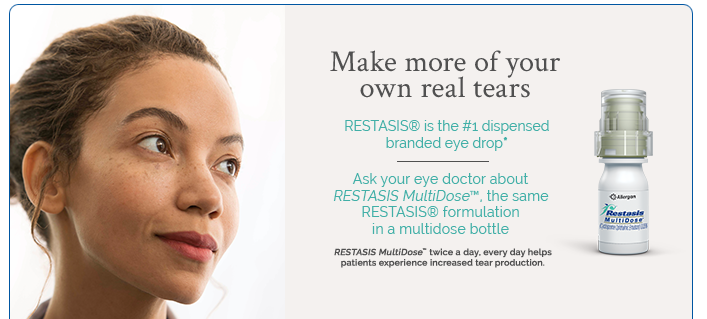 RESTASIS® - dry eye Mt. Airy